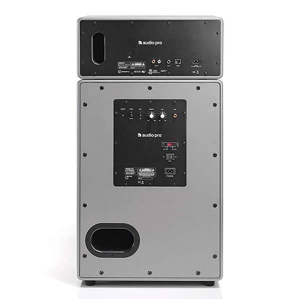 Audio Pro Drumfire Wireless HiFi Speaker System Supports Amazon Alexa