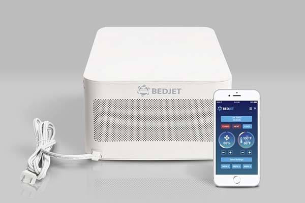 BedJet 3 Smart Climate Control System for Bed Supports Amazon Alexa