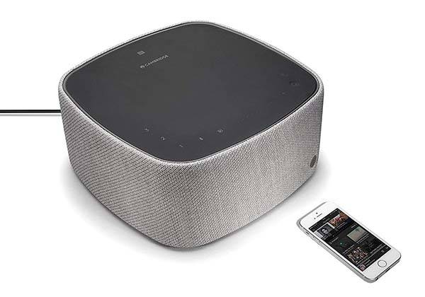 Cambridge Audio Yoyo (L) Chromecast Bluetooth Speaker