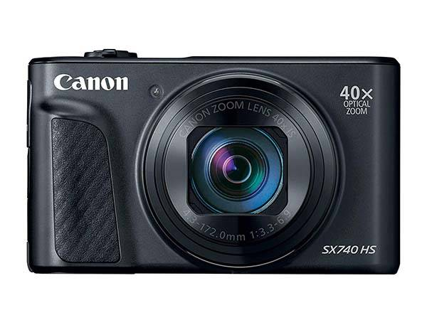 Canon PowerShot SX740 HS Compact Digital Camera
