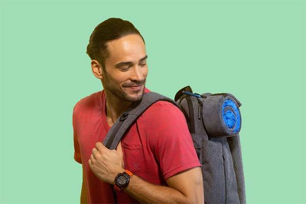 Cori Customizable Travel Neck Pillow