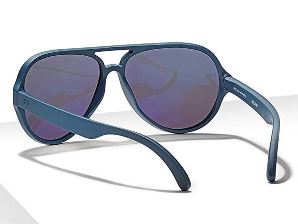 Distil Union Magnetic Aviator MagLock Polarized Sunglasses