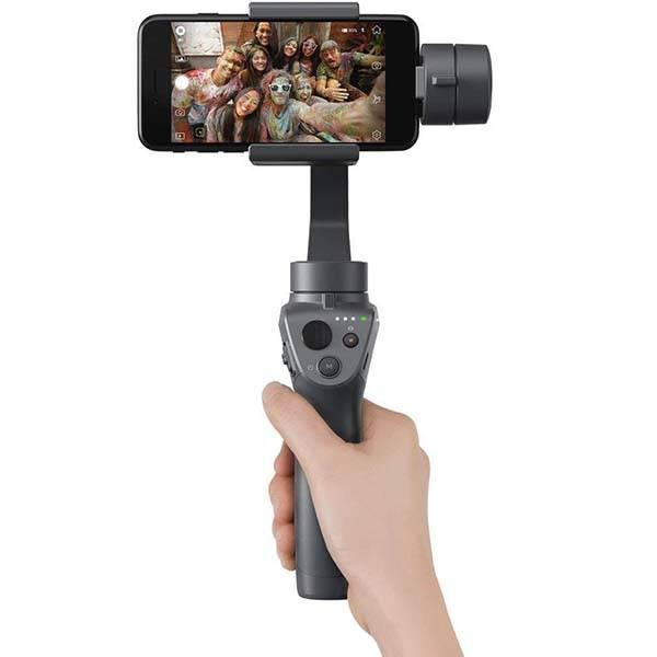 DJI Osmo Mobile II Handheld Smartphone Gimbal