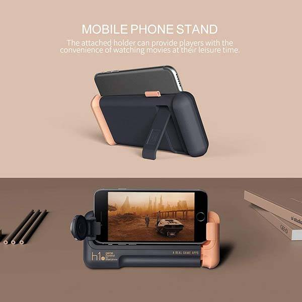 Geed H1 Mobile Game Controller with Phone Stand