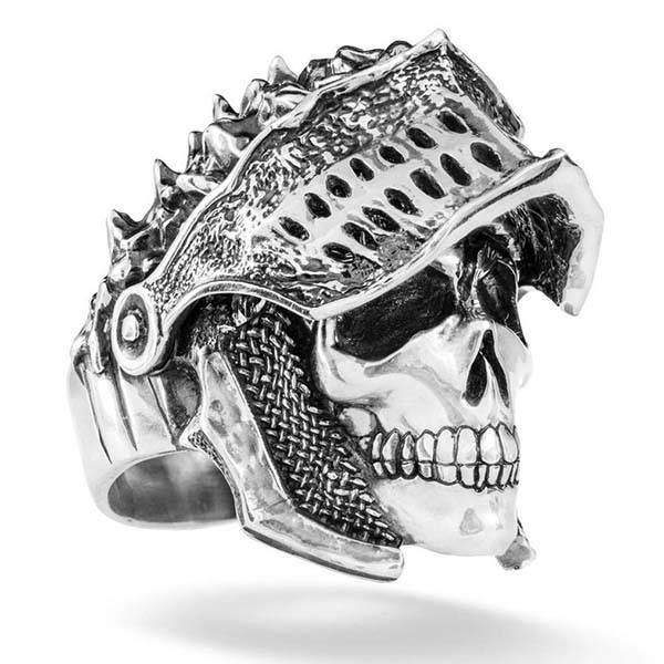 Handmade Dark Souls Inspired Sterling Silver Ring