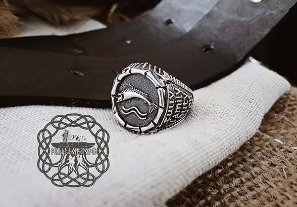 Handmade Game of Thrones Sterling Silver Rings