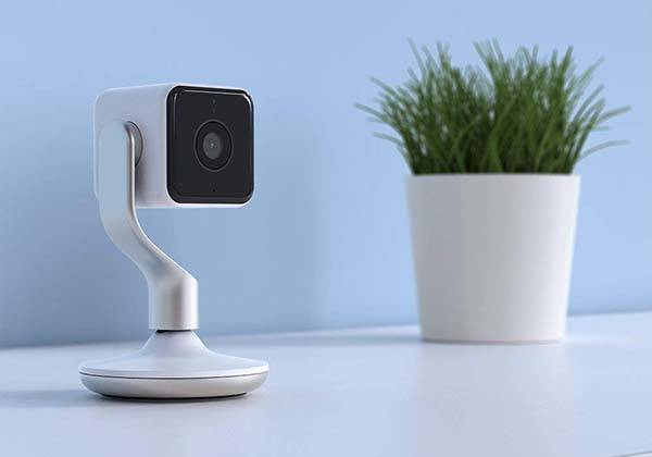 Hive View WiFi Enabled Smart Security Camera