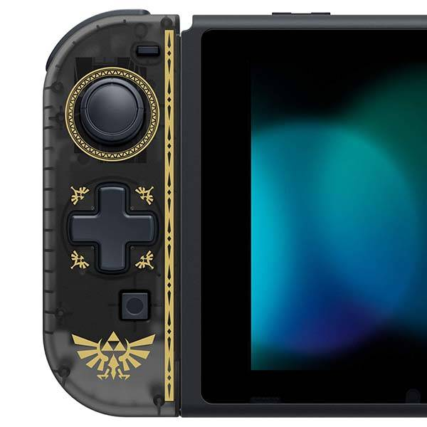HORI Nintendo Switch D-Pad Joy-Con Controller Inspired by Zelda