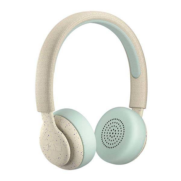 JAM Audio Been There Water Resistant On-Ear Bluetooth Headphones