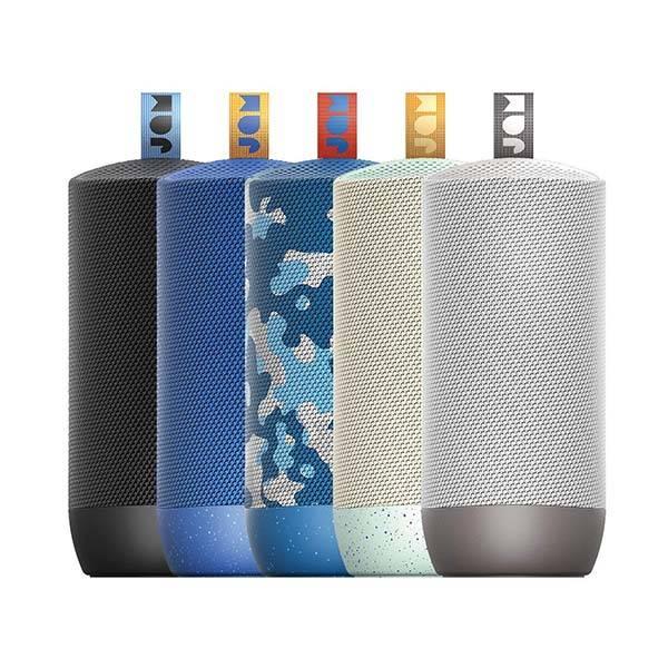 JAM Audio Zero Chill Portable Waterproof Bluetooth Speaker