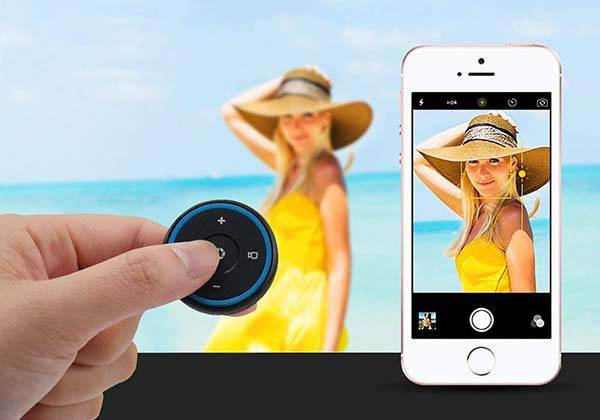 LifBetter Bluetooth Remote Shutter for iOS and Android