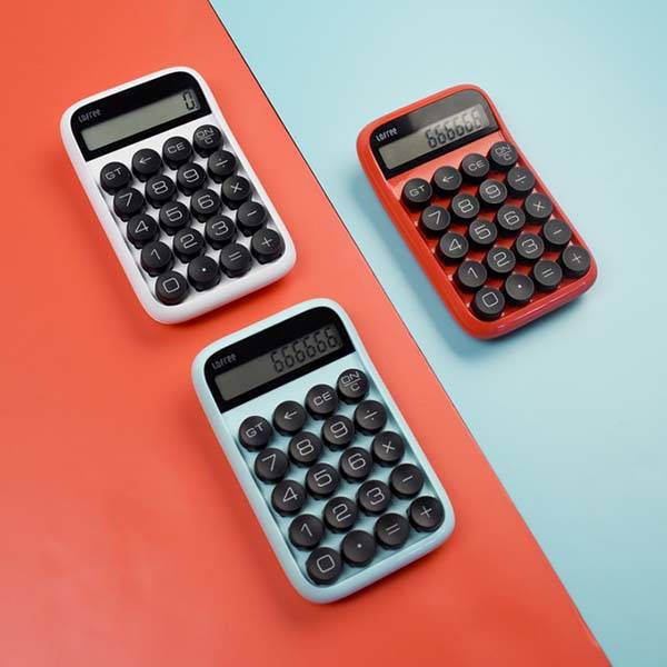 Lofree Retro Mechanical Calculator