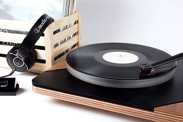 Logigram One High-Performance Manual Turntable