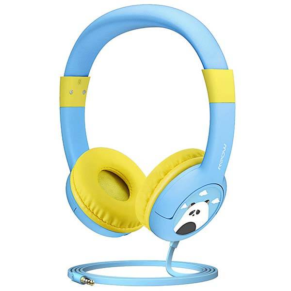 Mpow Kids Headphones with Hearing Protection and Music Sharing