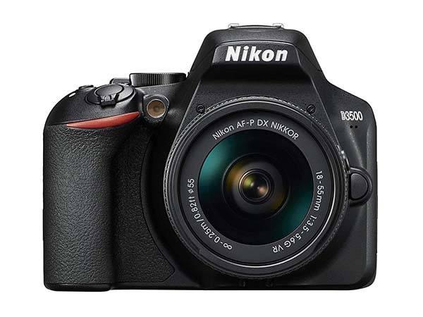 Nikon D3500 Entry-Level DSLR Camera