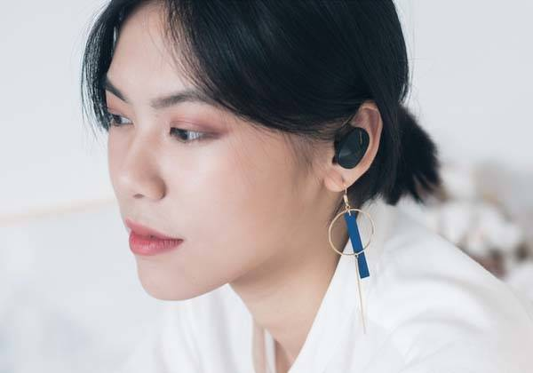 ONEvido Bluetooth True Wireless Earbuds with UV Detection and Safe Ambient Mode