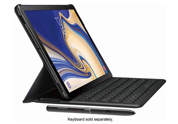 Samsung Galaxy Tab S4 Android Tablet with S Pen