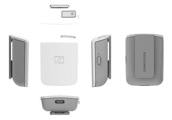 Sennheiser Memory Mic Bluetooth Condenser Microphone for Smartphone