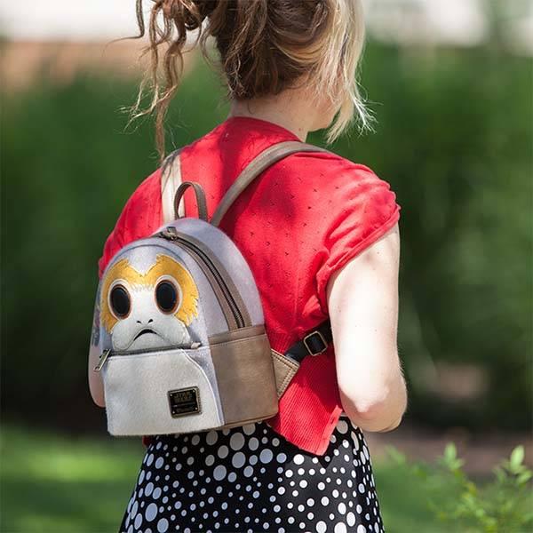 Star Wars Porg Mini Backpack