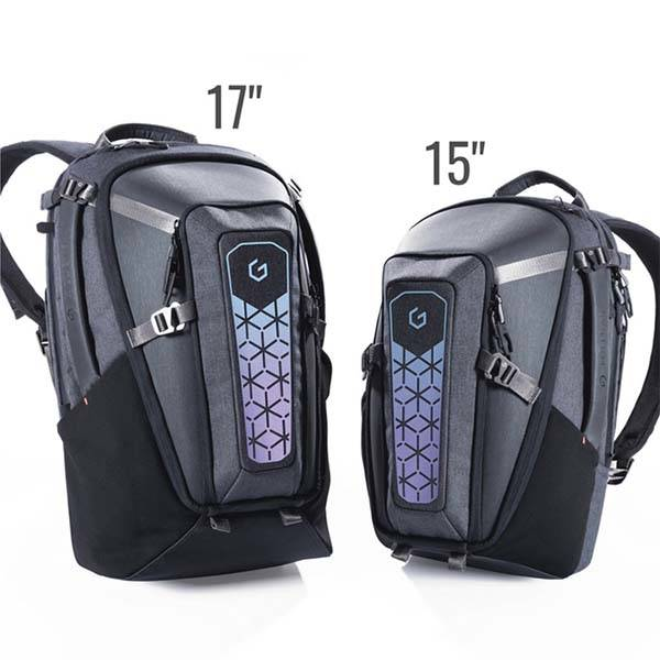 SystemG Gaming+ Backpack Fits for Everyone