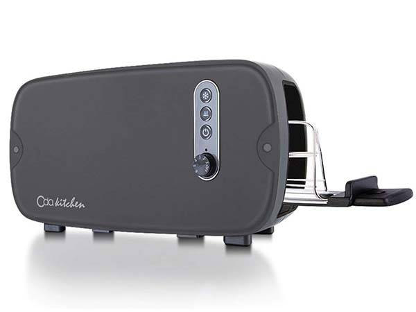 Top Loading Toaster ~ The side loading toaster allows for all types of bread