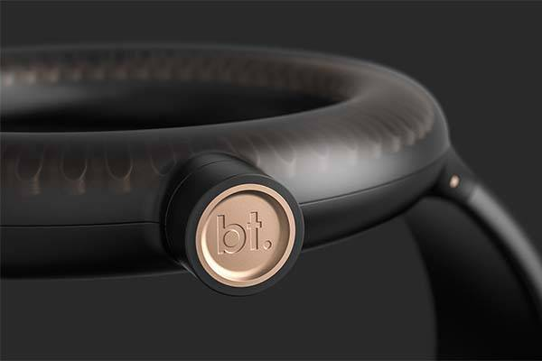 WOTCH Concept Watch witht Ring Shaped Dial