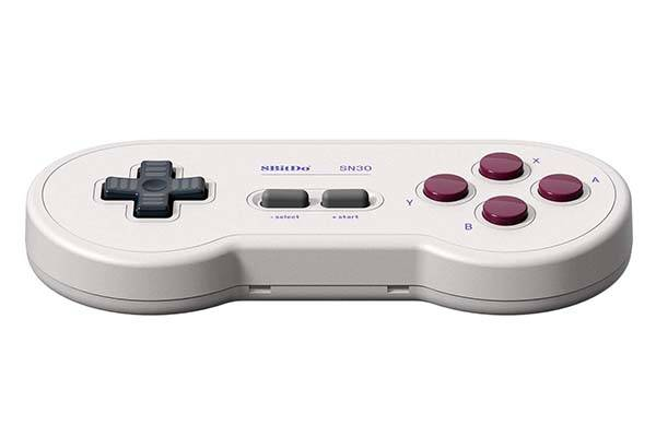 8Bitdo Sn30 Bluetooth Gamepad Inspired by Game Boy