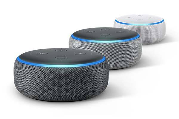 Amazon All-New Echo Dot Alexa Smart Speaker