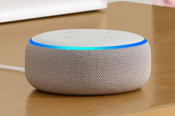 Amazon All-New Echo Dot Alexa Smart Speaker