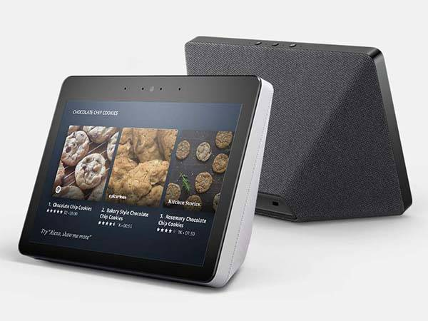 Amazon All-New Echo Show with Premium Speakers and 10-Inch Screen