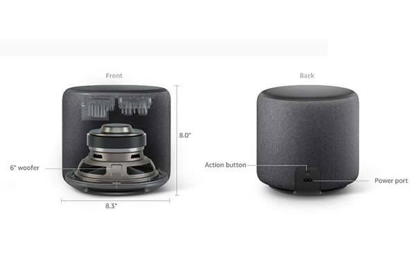 Amazon Echo Sub Bluetooth Subwoofer