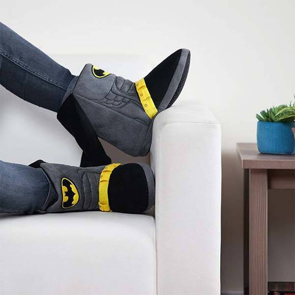 Batman Caped Uniform Slippers