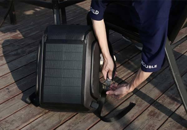 Beam Solar Power Backpack