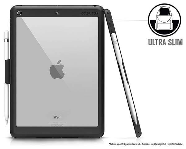 Catalyst Impact Protection iPad 9.7-Inch Case with Apple Pencil Holder