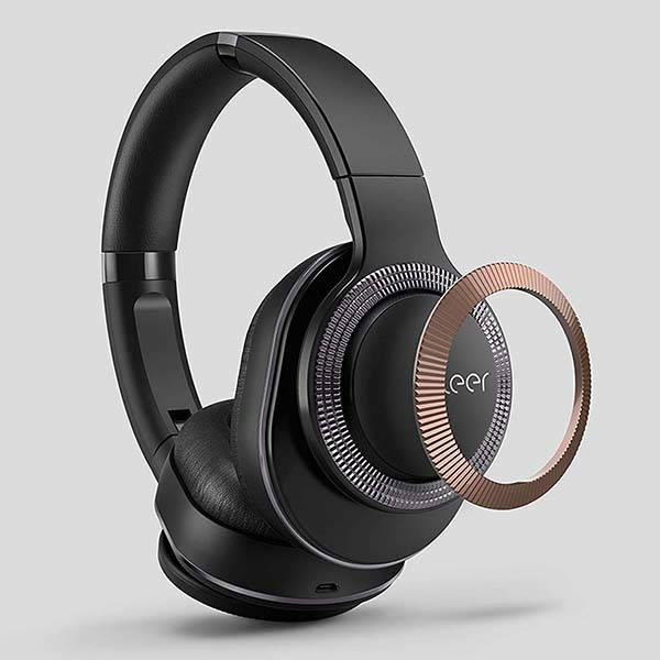 Clear Flow Wireless Noise Cancelling Headphones