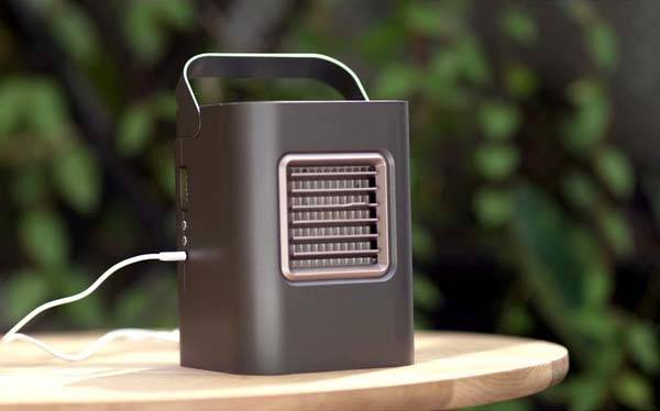 CoolSolo X1 Personal Portable Air Conditioner