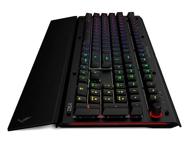 Das X50Q RGB Smart Mechanical Gaming Keyboard