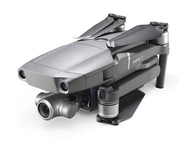 DJI Mavic 2 Zoom Foldable Camera Drone