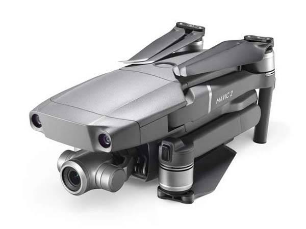 DJI Mavic 2 Zoom Foldable Camera Drone