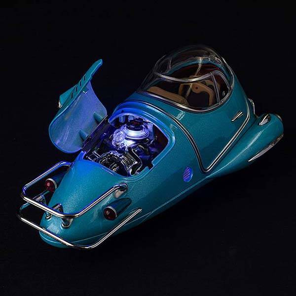 Fallout Fusion Flea Die-Cast Replica Car