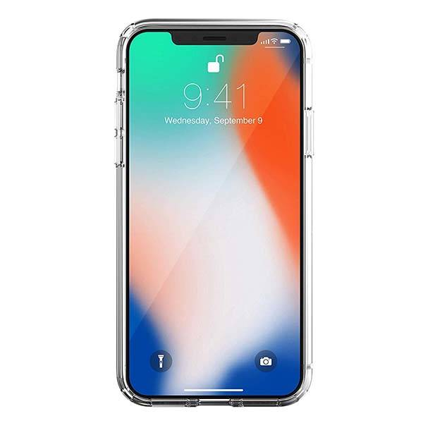 Just Mobile TENC Air Clear iPhone Case for iPhone XR and XS Max
