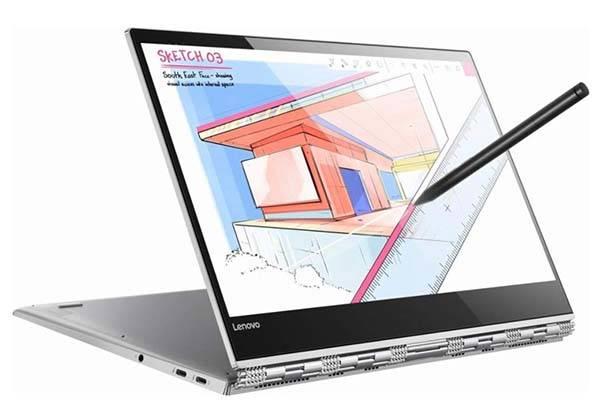 Lenovo Yoga 920 2-In-1 Touchscreen Laptop