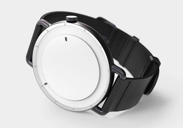 MINIMUM Hybrid Smartwatch with E-Ink Screen