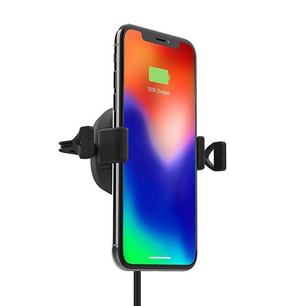 Mophie Charge Stream Qi Wireless Charger and Car Phone Holder