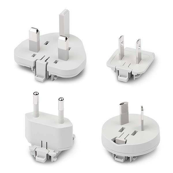 Moshi ProGeo 4-Port USB Wall Charger with 35W Output
