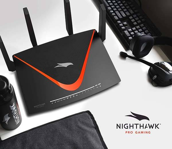 NETGEAR Nighthawk Pro XR700 Gaming WiFi Router
