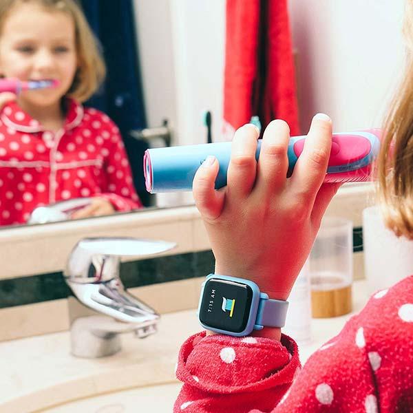 Octopus Kids Smartwatch Helps Children Form Good Habits