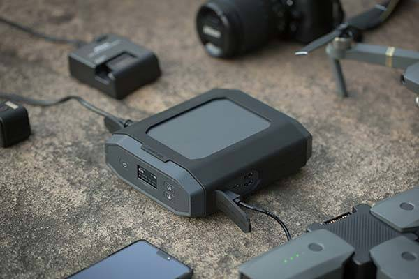 Omnicharge Omni Ultimate Portable Power Station with Removable Battery