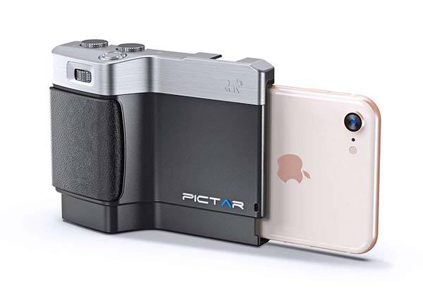 Pictar Mark II Smartphone Camera Grip