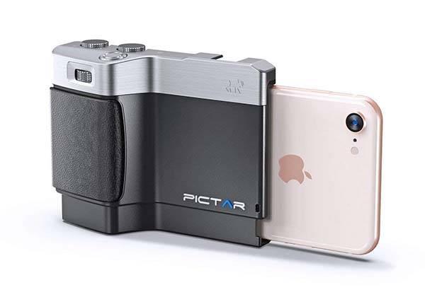 Pictar Mark II Smartphone Camera Grip